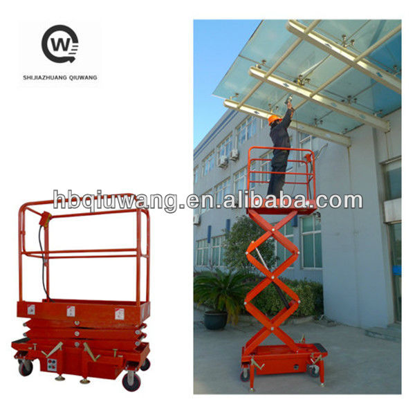 Small Lightweight Scissor Lift Buy Lightweight Scissor