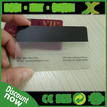 Free design best material pvc clear business card plastic best material pvc clear business card plastic transparent card colourmoves