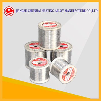 Nichrome Wire For Resistor