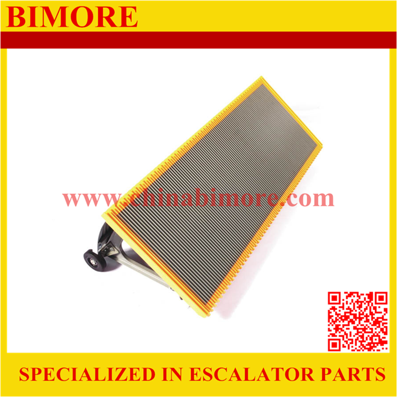 BIMORE DDSA1004121A Escalator stainless steel step for Sigma