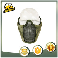 New Arrival Anti-Fog Full Face Paintball Mask Tactical Safety Paintball Mask Pc Airsoft Paintball Mask