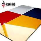 high gloss painting aluminum composite wall panels building materials prices