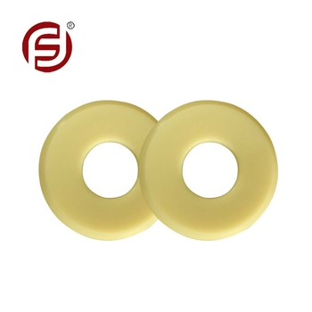 Best Sell Polyurethane Pu Rubber Flat Washer Cushion Parts - Buy ...