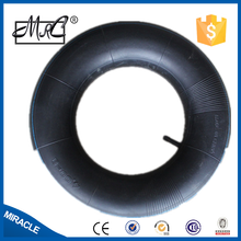 High quality natural rubber butyl motorcycle tyre wheelbarrow tire inner tube 4.00-8