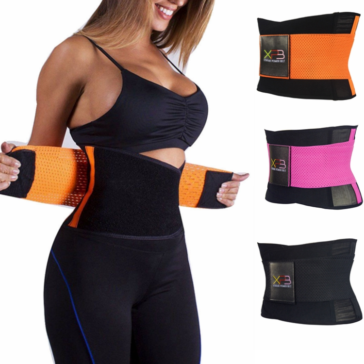 2018 hot selling taille trimmer riem trainer slimmer body shapers verstelbare riem voor vrouwen