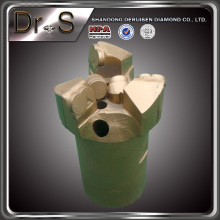 PDC matrix diamond drill bits