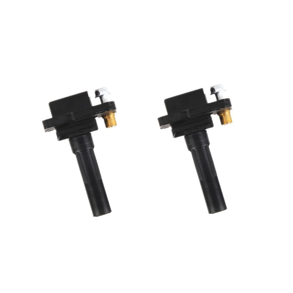 New Life Time Warranty Pack of 2 Ignition Coils for Subaru Impreza WRX 2.0l H4 Compatible with EJ205 C1401 UF480