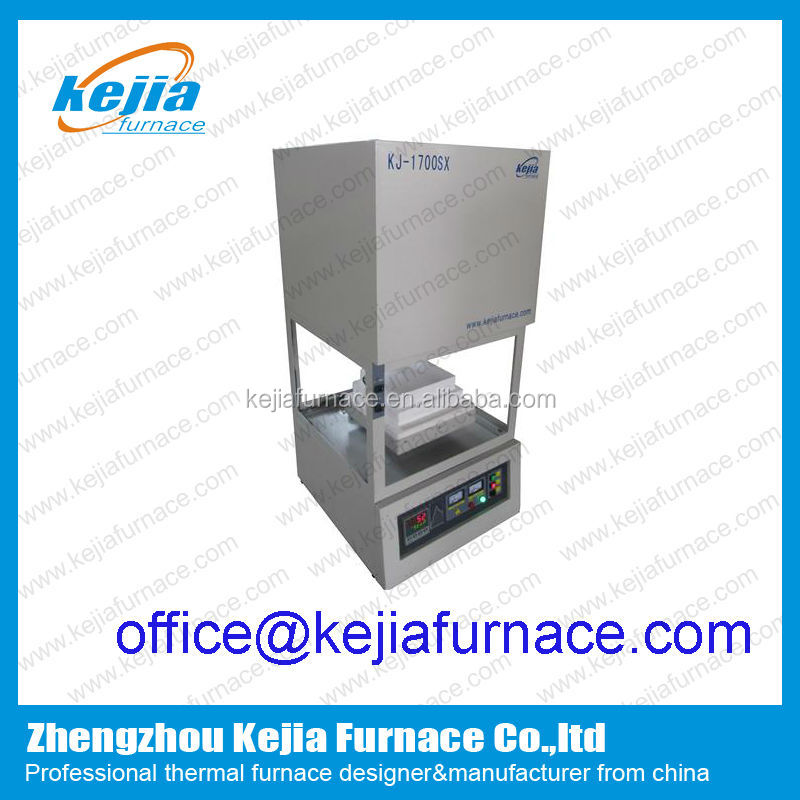 Box type industrial lifting furnace for ano materials sintering