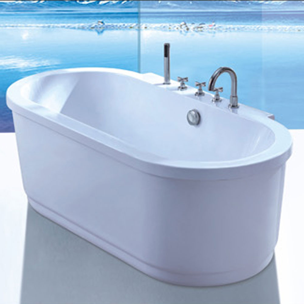 Wholesale modern colored freestanding bathtubs with ce, View ...
