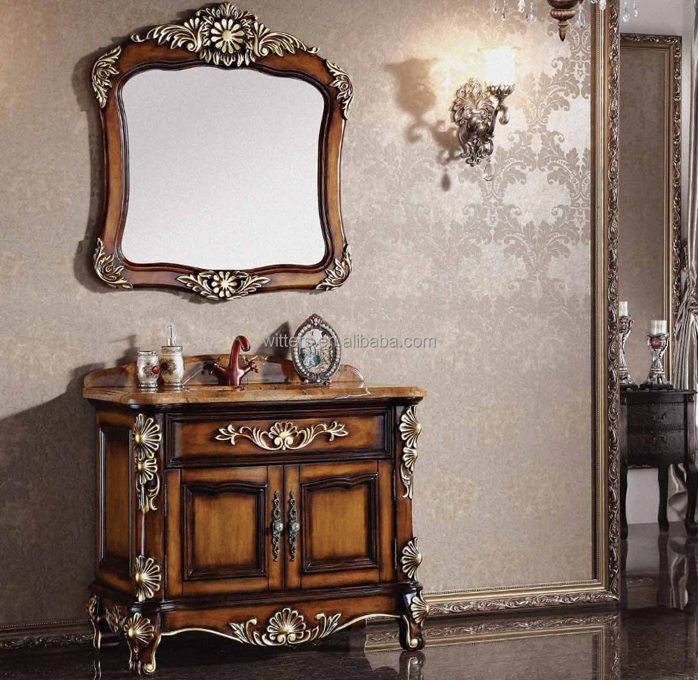 antique fine main victorienne vanit salle de bain. Black Bedroom Furniture Sets. Home Design Ideas