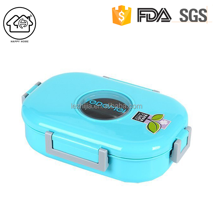 Good quality colourful stainless steel bento tiffin box lunch