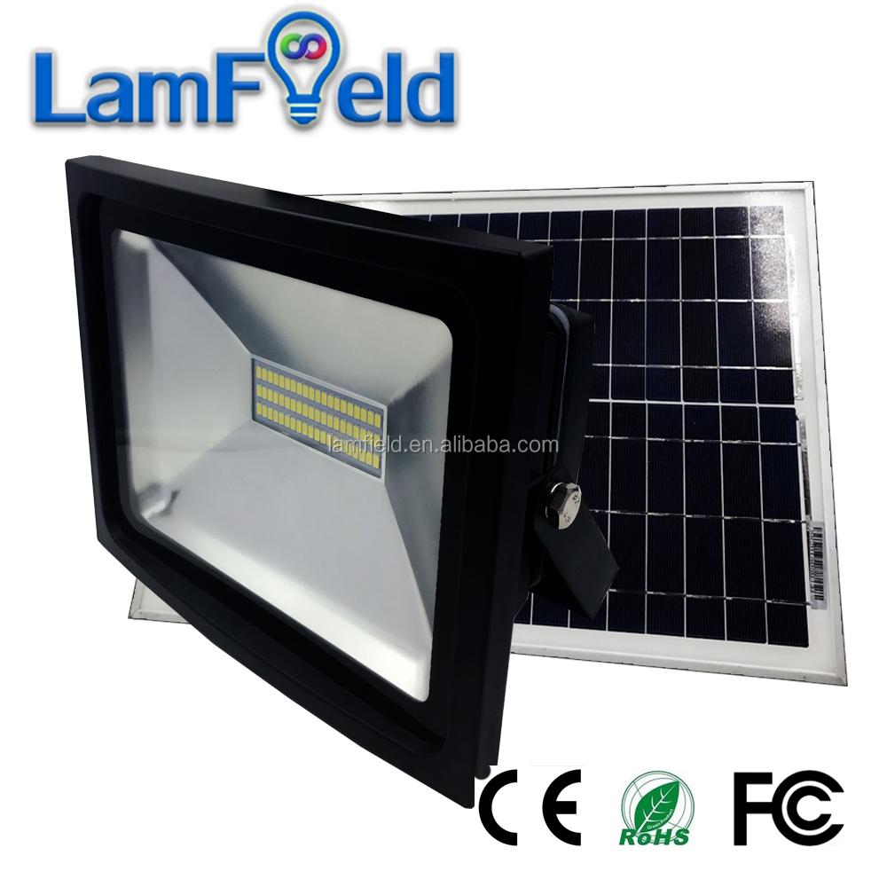 Cheap Price 30W Solar Panel 30W Solar <strong>Flood</strong> Light For Outdoor Lighting