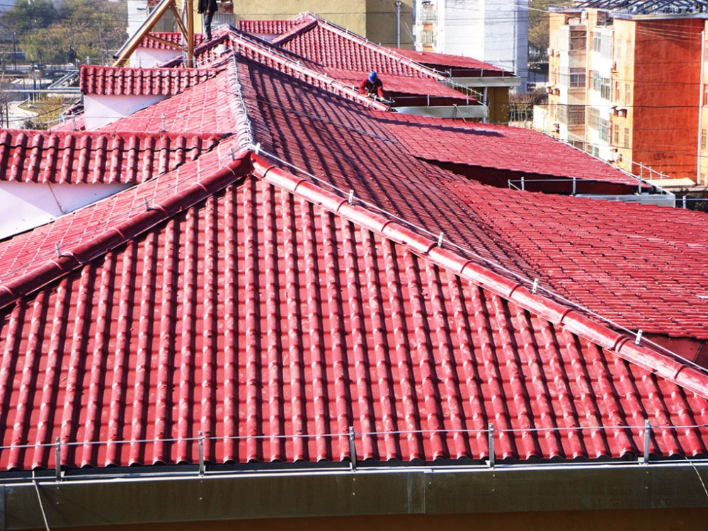 Fast Selling Products In South Africa Plastic Roof Tile