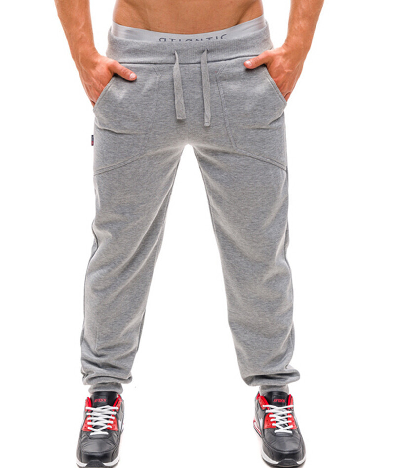 gym luxe fitted tracksuit bottoms gym mens pants sport. Black Bedroom Furniture Sets. Home Design Ideas