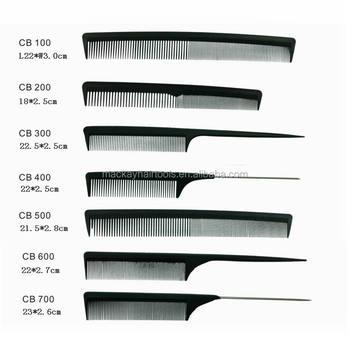Bulk Custom Personalized Hair Cutting Combs