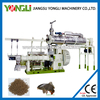 Highly uniform mixing soybean extruder widely used in feed industry