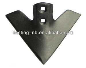 Agricultural Machinery Spare Parts / Farm Machinery parts /cultivator points