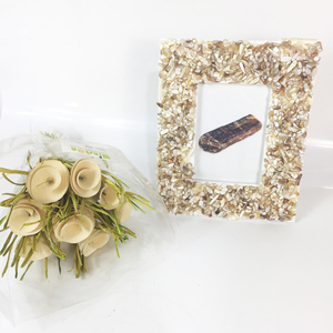 large paper photo frame wood picture photo frame