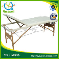 Firstwell treatment couch with 6cm foam and PU leather