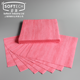 China Supply Disposable Lint Free Spunlace Cellulose Polypropylene Nonwoven Fabric Industrial Cleaning Dry Wipes