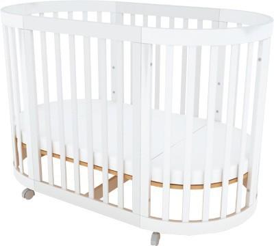 Plan de cubby convertible multi- propósito recién nacido cuna para ...
