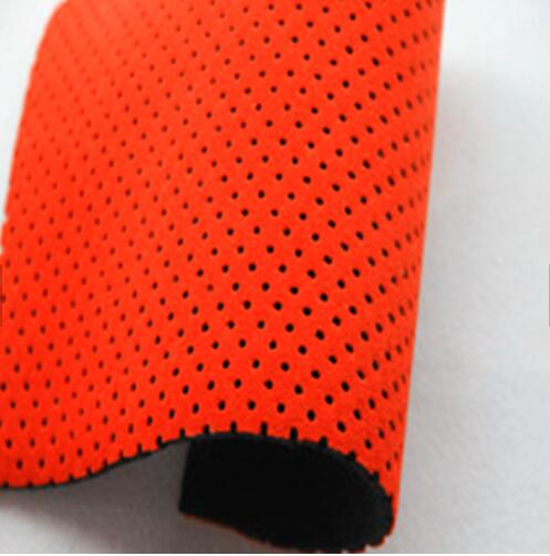 eco friendly breathable elastic neoprene material /nylon fabric 3mm