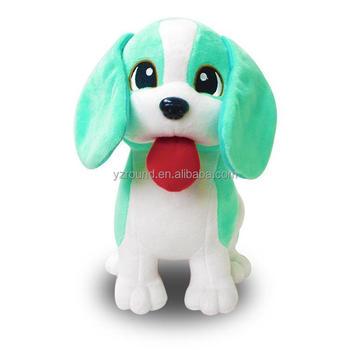 Gund Baby Spunky Plush Puppy Toy Blue Soft Kids Pal Dog Toy Buy