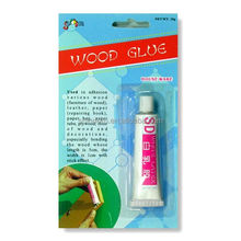 Unit dose packaging 20ml white wood glue