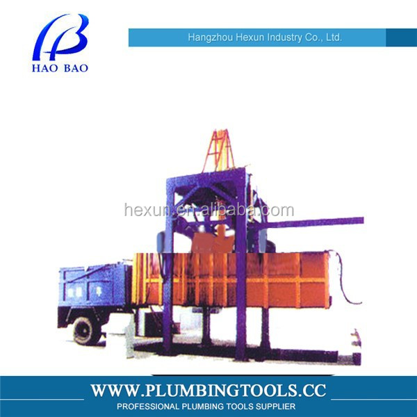 HX-SP-2 hydraulic garbage compactor with China Supplier