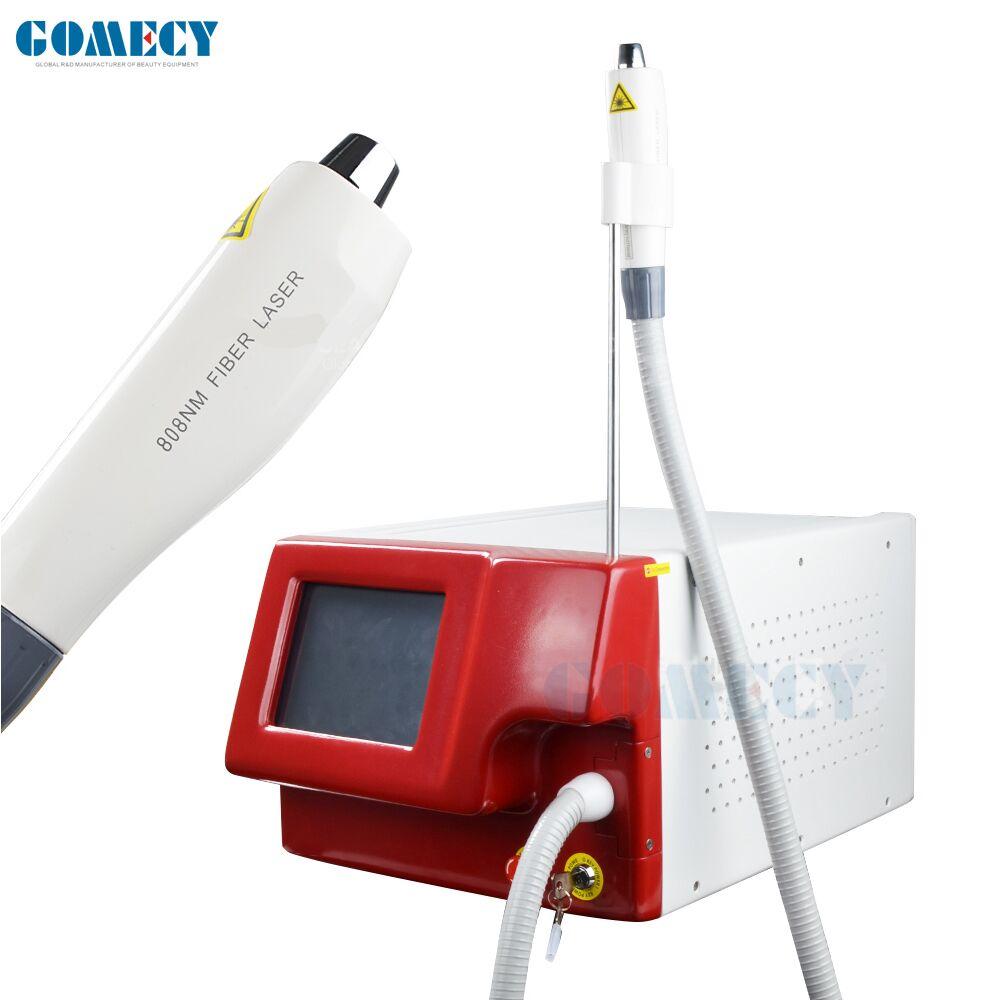 GOMECY Pronto para enviar triplo depilação comprimento de onda 808nm Diodo Depilação A Laser Profissional
