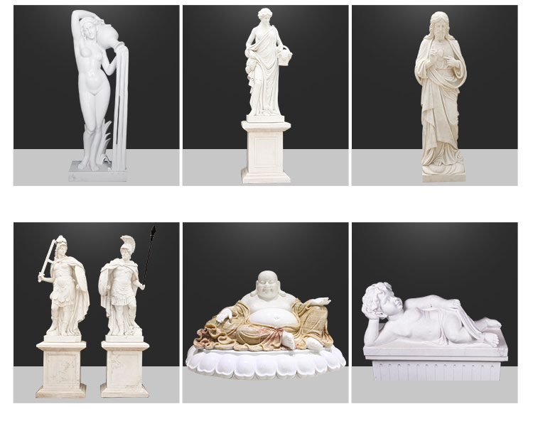 Stone Carving And White Marble Sculpture Decoration Buy