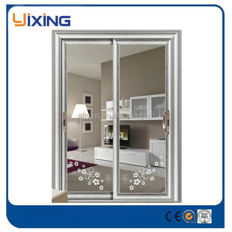 China wholesale glass hanging sliding door buy sliding for Hanging sliding glass doors