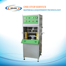 aluminum laminated film pouching machine, GN120, lab research equipment for li-ion battery making