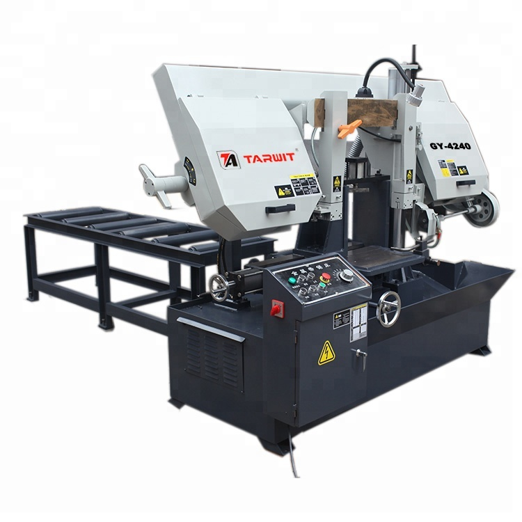 Lintzaag machine voor metal cutting
