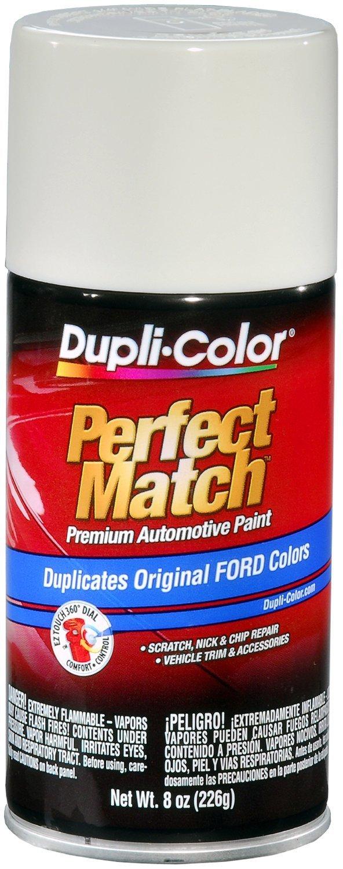 Dupli-Color BFM0384 Pure White Ford Exact-Match Automotive Paint - 8 oz. Aerosol