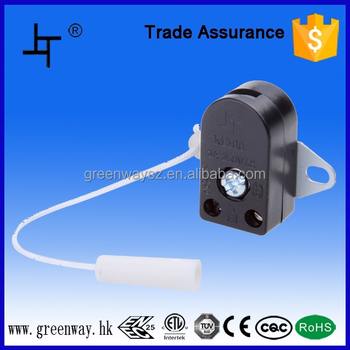 High Quality Single Pole Bathroom Pull Switch/bathroom Light ...