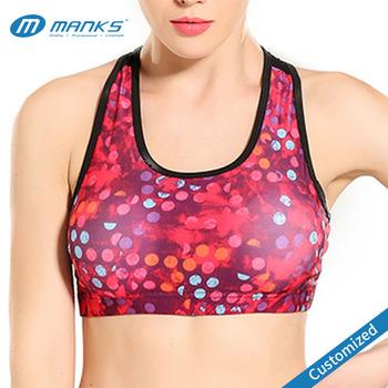 405fd3fed Custom Sublimation Print Cheap Yoga Wear Girls Hot Sex Bra Images ...
