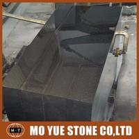 China cheap absolute black granite price