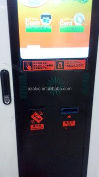 Malaysia Orange Juicer Vending Machine Two Kinds Of Fruit Juice