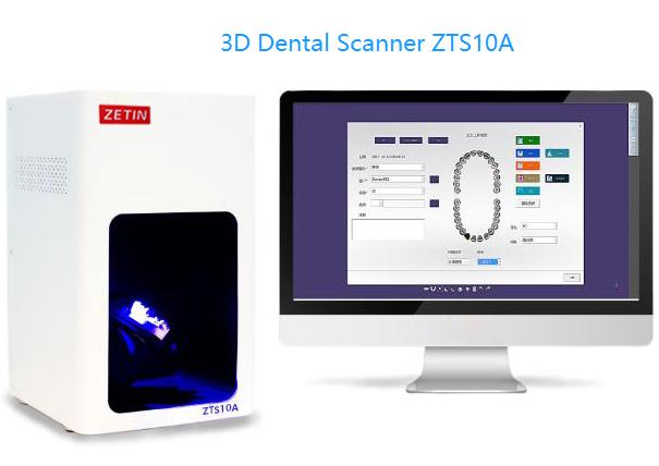 Exocad Blue-light Dental 3d Scanner - Buy 3d Scanner For Sale,3d Scanner  For 3d Printer,Dental Casting Wax Cad/cam Product on Alibaba com