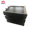 manufacturer of OEM aluminum plate bar heat exchanger wavy fins