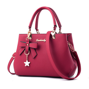 Trend 2018 Custom Designer Shoulder Pu Leather Bag Women Handbags Lady Hand Bag For Women Handbag