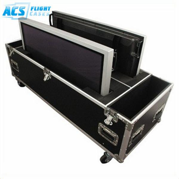 Plasma Cases/universal Case For 2pcs 63 Inch Plasma Monitor/plasma ...