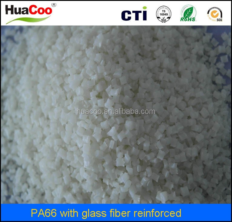 PA66 (Polyamide 66) with 43% glass fiber reinforced Natural Equal to Zytel 70G43L NC010