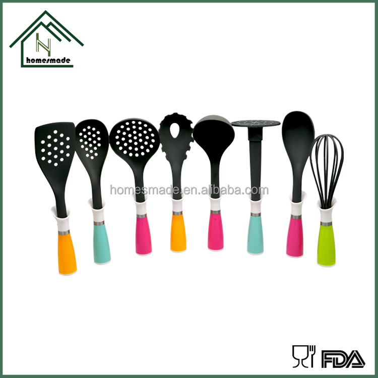 HN-010 colorful kitchen cookware kids real tool set
