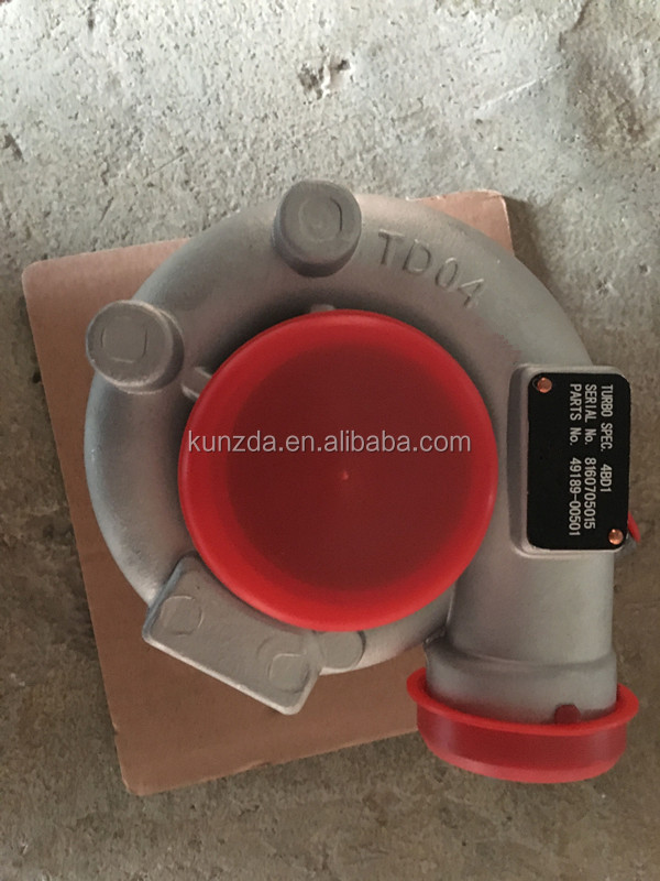 4BD1 TURBOCHARGER FOR HITACHI EX120 EXCAVATOR