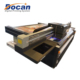 3.2m*2.0m Docan H3000R uv flatbed printer for glass and banner printing