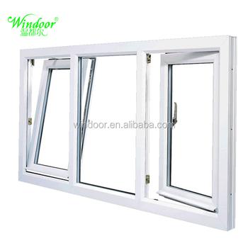 Pvc Profile Extrusion Window And Door Upvc Windows From Qingdao Windoor Product On Alibaba