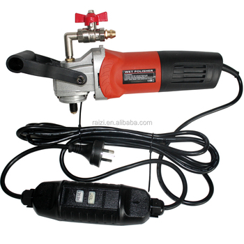 Raizi Rz800t Electric Hand Wet Stone Polisher