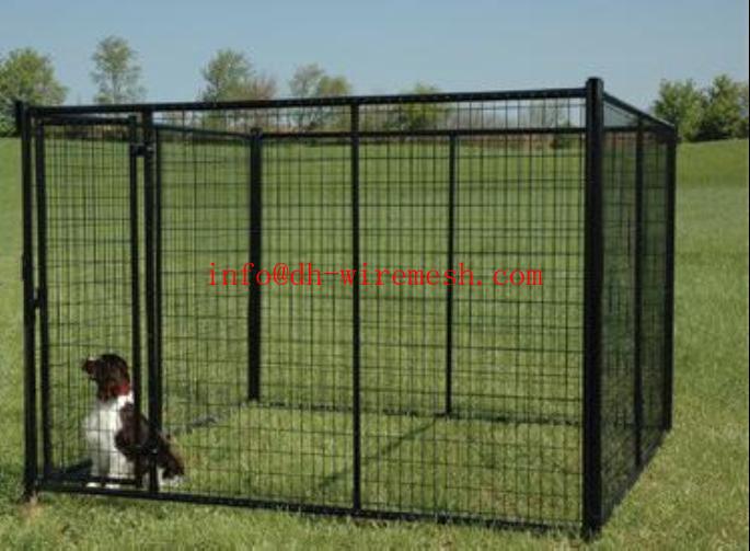 Heavy Duty Metal Dog Run Kennel Dog Run Fence Panel